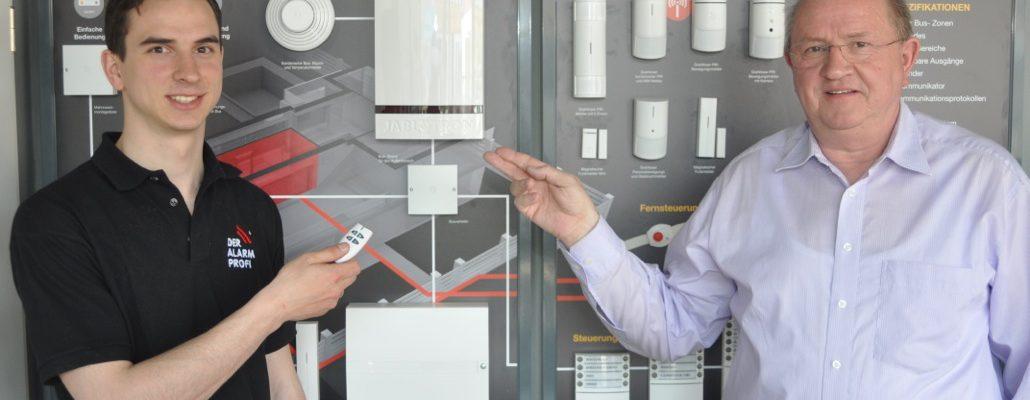 Alarmanlagen Beratung in Falkensee - Der ALARM PROFI Einbruschschutz GmbH