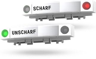 Einfache Bedienung Ihrer Alarmanlage - Der Alarm Profi Einbruchschutz GmbH
