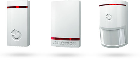 Zeitloses Design - Die Jablatron Alarmanlage von Der Alarm Profi Einbruchschutz GmbH in Falkenhorst
