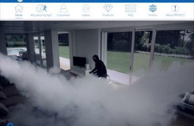 Neue App Für Den PROTECT Sicherheitsnebel