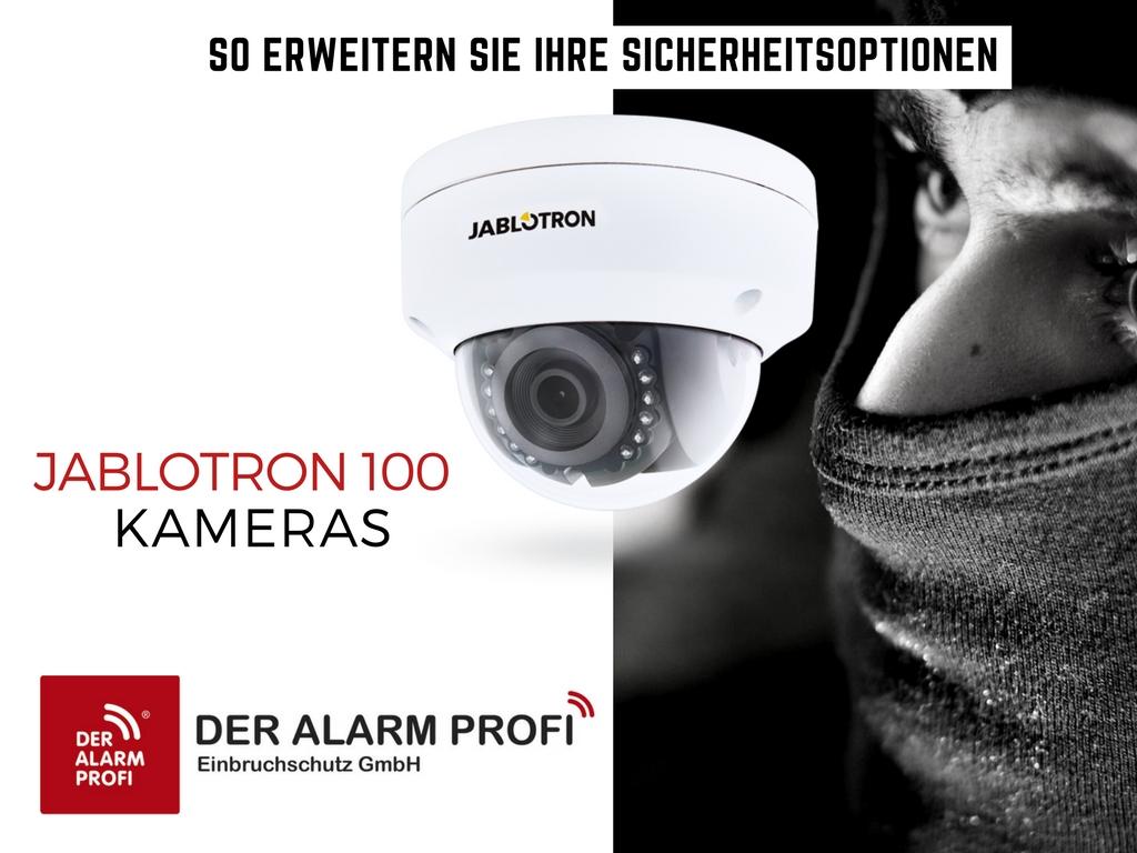 Kameras für die Alarmanlage - DER ALARM PROFI Einbruchschutz GmbH Falkensee
