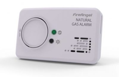 Neu: Batteriebetriebener Gasmelder Für Stadt- Und Erdgas