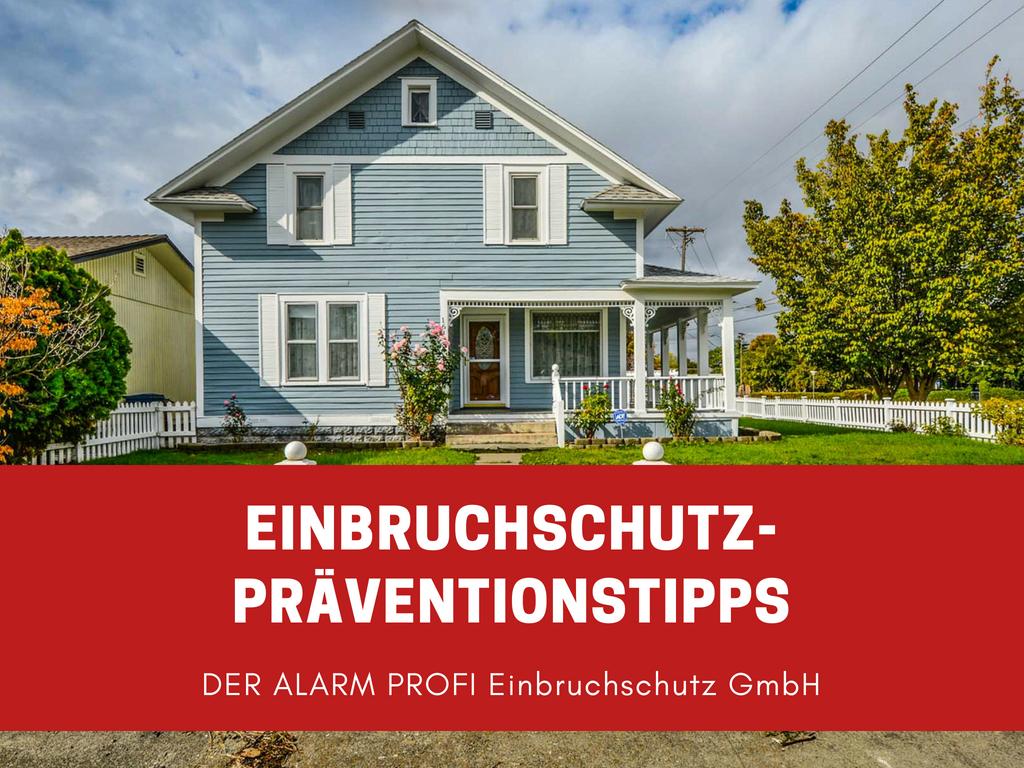 Einbruchschutz Präventionstipps für Berlin und Brandenburg