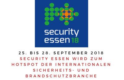 Security Essen Wird Zum Treffpunkt Der Internationalen Sicherheitsbranche