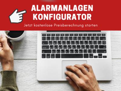 Alarmanlagen-Konfigurator – Jetzt Neu Bei DER ALARM PROFI Einbruchschutz GmbH